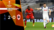 ÖZET   Tottenham 2-0 Royal Antwerp