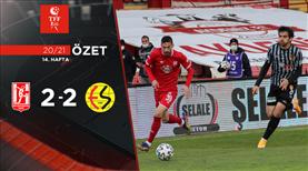ÖZET   A. Et Balıkesirspor 2-2 Eskişehirspor