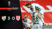 ÖZET | Bursaspor 3-0 Y. Samsunspor