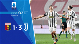 ÖZET   Genoa 1-3 Juventus