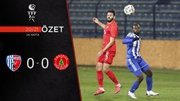 ÖZET | Ankaraspor 0-0 BS Ümraniyespor