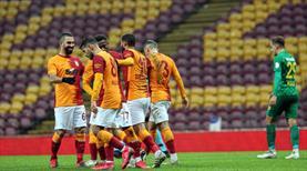 Galatasaray'ın tur bileti Belhanda'dan