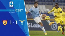 ÖZET | Benevento 1-1 Lazio