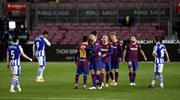 Barcelona'dan kritik galibiyet