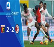 ÖZET | Genoa 2-2 Milan