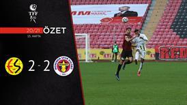 ÖZET   Eskişehirspor 2-2 Menemenspor