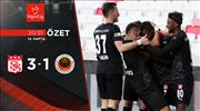 ÖZET | DG Sivasspor 3-1 Gençlerbirliği