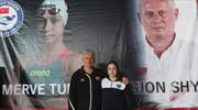 Merve Tuncel, olimpiyat A barajını geçti