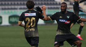 Recep Niyaz'dan umutlandıran gol