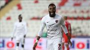 Boupendza Süper Lig tarihine geçti