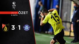 ÖZET | İstanbulspor 3-1 Adana Demirspor