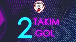 2 takım, 2 gol: Çaykur Rizespor - Beşiktaş