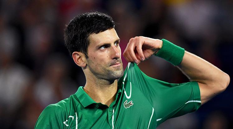 Avustralya Açık'ta zafer Djokovic'in