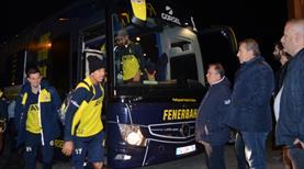 Fenerbahçe Kırklareli'nde