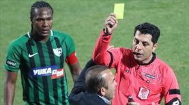 Y. Denizlispor'dan hakem tepkisi