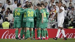 Real Madrid'e kupa sürprizi
