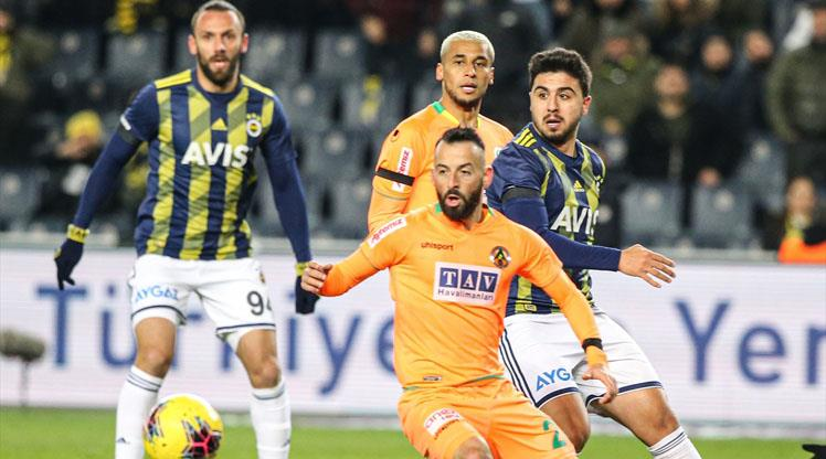 Alanyaspor Fenerbahçe