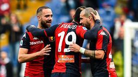 Genoa, Pandev ile güldü (ÖZET)