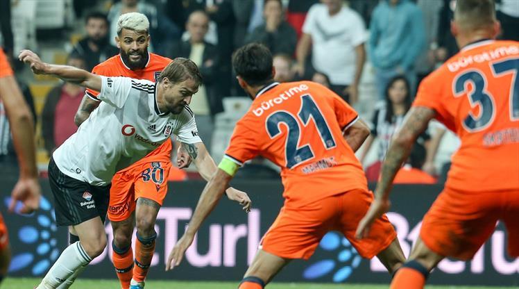 Beşiktaş'ın kabusu Medipol Başakşehir