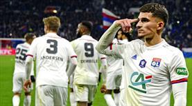 Lyon tek golle turladı (ÖZET)