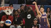 NBA All-Star'da Lillard'ın yerini Booker alacak