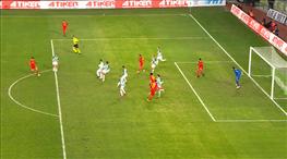İşte maçı çeviren harika gol