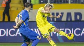 İşte MKE Ankaragücü-Fenerbahçe maçının notları