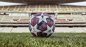 Şampiyonlar Ligi'ne İstanbul temalı top