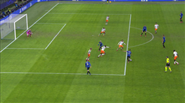 Devler Ligi'nde gecenin golü Freuler'den geldi