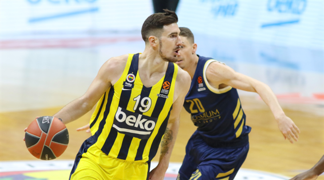 Fenerbahçe Beko evinde kaybetti (ÖZET)