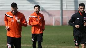 Adanasporlu futbolcuların inancı tam