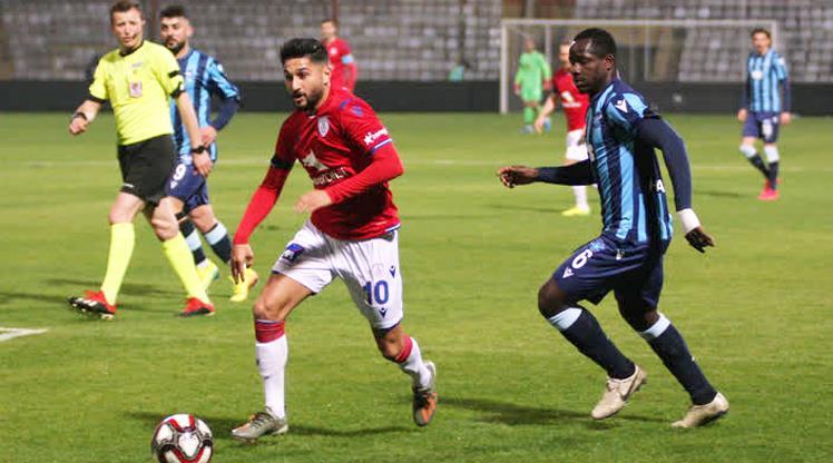 Adana Demirspor-Altınordu: 4-2 (ÖZET)