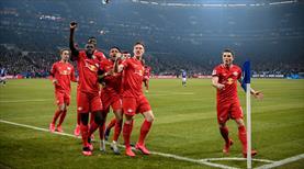 Leipzig, Schalke 04'ü dağıttı: 5-0