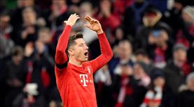 Lewandowski Bayern'e hayat verdi