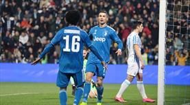 Ronaldo'dan tarihe bir çentik daha (ÖZET)