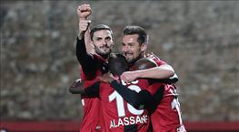 F. Karagümrük - Eskişehirspor: 2-0 (ÖZET)
