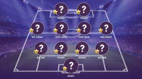 İşte OPTA verilerine göre Süper Lig'de 23. haftanın 11'i