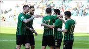 Akhisarspor - Giresunspor: 2-0 (ÖZET)