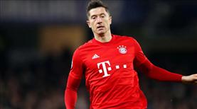 B. Münih'e Lewandowski'den kötü haber