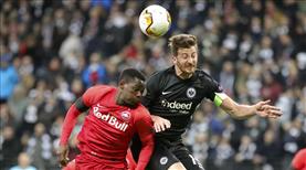RB Salzburg - E.Frankfurt maçı ertelendi