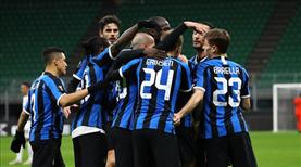 Inter sürprize izin vermedi (ÖZET)