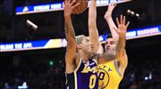 Lakers'tan üst üste 7. galibiyet