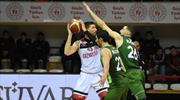 Gaziantep Basketbol çok rahat