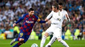 Dev maç Real Madrid'in