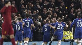 Liverpool'a bir darbe de Chelsea'den