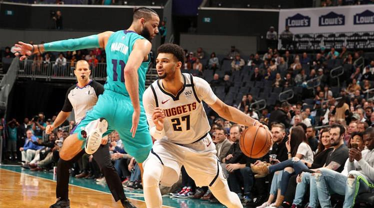 Çekişmeli maçta kazanan Denver Nuggets