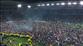 St. Etienne tribünleri, son dakikada gelen finali böyle kutladı