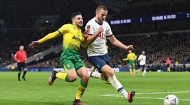 Burnley kaçtı, Tottenham yakaladı
