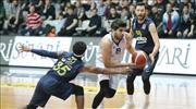 Derbide kazanan Fenerbahçe Beko