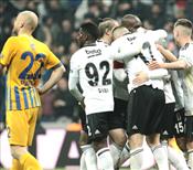 Beşiktaş - MKE Ankaragücü maçının öyküsü burada
